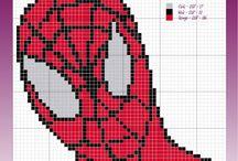 graficos super herois
