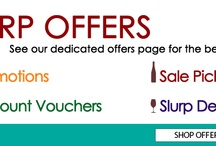 Slurp Specials / A place where you can view the best of the best offers on Slurp.co.uk
