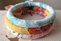 Fabric Craft Ideas For Kids / by Milla Nilsson