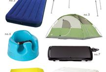 Baby Camping / by DISH Outdoors