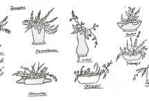 Técnicas florales
