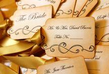 Wedding Ideas / by Kathryn Mooney