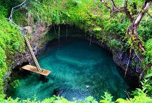 Places you must see... / Places in the world to travel to before you kick the bucket. Why wait?