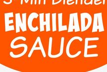 Sauces, Marinades & Dips