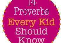 17-18 Wednesday Night Theme...Proverbs, Solomon, Wisdom...