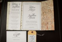 Wedding Invitations & Stationery / by DIY Bride