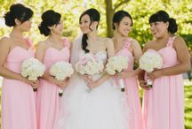Bridesmaids Dresses - Feminine and Girly