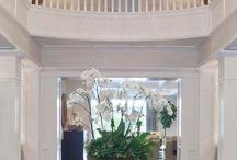 Foyer Flower Arrangements
