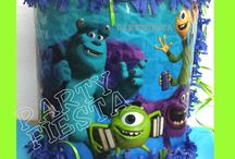 Monster U Birthday Party