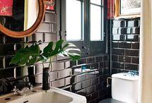 baños negros