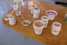 Baskets and Basket Making / by A Child's Dream