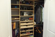 Small Home Storage Spaces / Small Space Organizing Designs