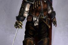 Renaissance fighters