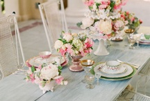 Spring Tea Time / Have tea party this spring!