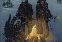 post apocalyptic fiction