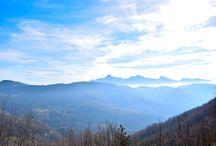 Hiking routes - sentieri - escursioni - trekking / Hiking routes in nature. Sea, mountain, hills. Sentieri, trekking, escursioni in natura. Mare, montagna, colline.