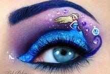 ojos y caras / by delia coral