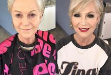 Makeup for older woman