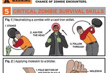 Zombie Survival / by Thomas Cole