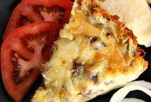 Main Dishes Pies (Savory)