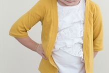 Sewing Projects for Littles
