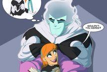 Ghost nachricht von Danny P.