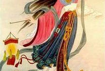 Kiinalaista mytologiaa