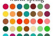 Spring (colors) / Lente (kleuren)