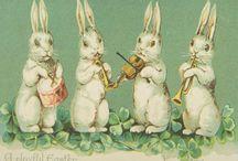 Eastercards vintage