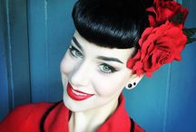 Pinupspiration / Inspiration for the pinup style that I am OBSESSED with. / by Amanda N.