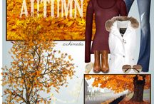 One happy Fall day / by Danielle D