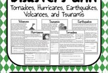 Geography: Natural Disasters