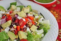 GF Salads and Dressings
