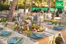 Matrimonios ByC / ¿Alguna vez soñaste con casarte frente al mar? En Bodega y Cocina hacemos tus fantasías realidad, para comprobarlo te mostramos la última boda que realizamos en Santa Marta.