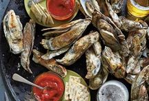Grilling and Fire-Roasting Oysters