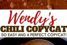 Chili Wendy's copy