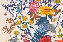 Fabrics / Embroidery