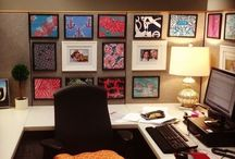 Workplaces / Office decoration, working ispiration, loving places