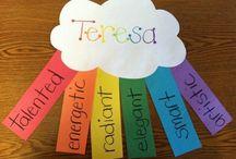 Adjectives - School