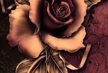 Tetovania s ružou