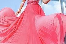 Long dresses *