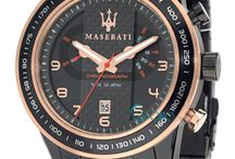 Maserati Time / View Collection: http://www.e-oro.gr/maserati-rologia/