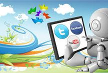 Facebook Marketing / Social media marketing helps in targeting the traffic like getting in front of your peers with a newfound friend enhancing the conversion.