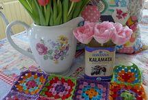Crochet and Knitting / by Ana McCool