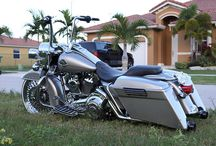 Road King bagger