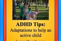 Special Education & Adaptations / Adaptations for special needs, behavior management tips, and other special needs homeschooling ideas.