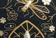 Embroidery – goldwork
