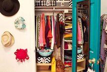 Clothes Closets...
