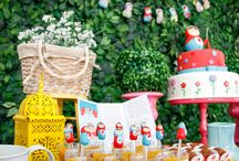 Matryoshka Party Ideas
