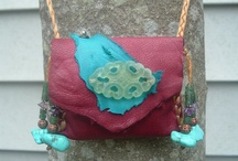cool little bags / by Judy Richards